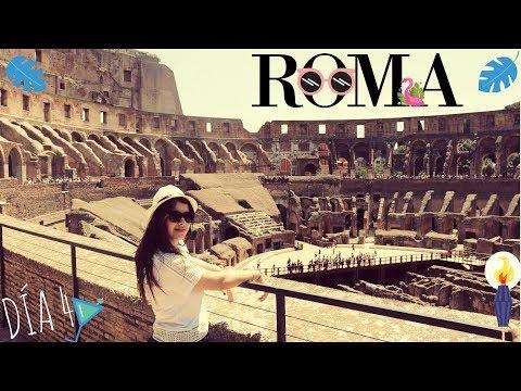 Roma   Día 4   Pullmantur   Sovereign