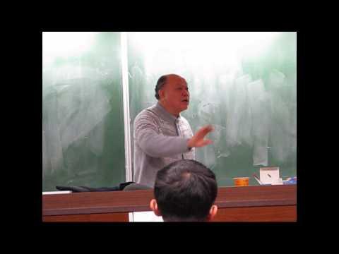 【台灣往何處去】系列座談:李勝峰主講─台灣命運青紅燈PART III