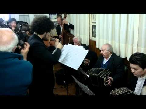 El vals soñador - (Armando Pontier - Oscar Rubens) - Orquesta típica Sans Souci
