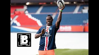 Antonio Brown Tours PSG Stadium & Makes Insane Purchase For Birthday