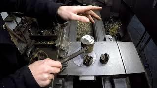 Ремонт лещат - реставрація гвинтової пари