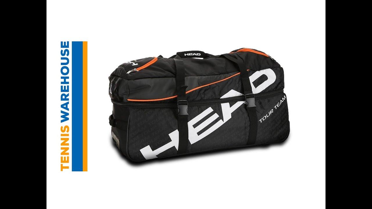 Head Tour Team Travel Bag - YouTube