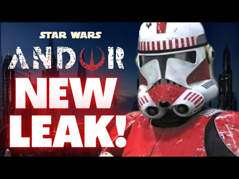 Download NEW Details Leaked For Andor Series, 'Solo' Drama, LEGO The Skywalker Saga & More Star Wars News!