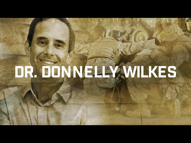 Dr. Donnelly Wilkes :  Author of Code Red Fallujah : PART 1