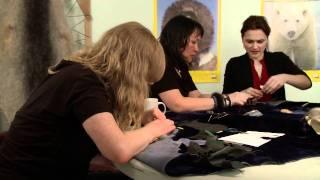 Seal Skin Sewing ENGLISH.mov