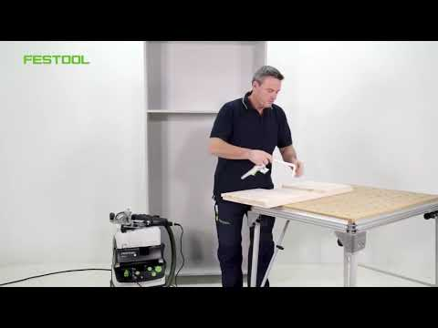 Connectors In 32mm Hole Row System (Festool TV)