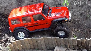 BEST TRAIL TRUCK of 2020!? GAME CHANGER Axial SCX10 3 Jeep Wrangler Rubicon JLU RTR! | RC ADVENTURES