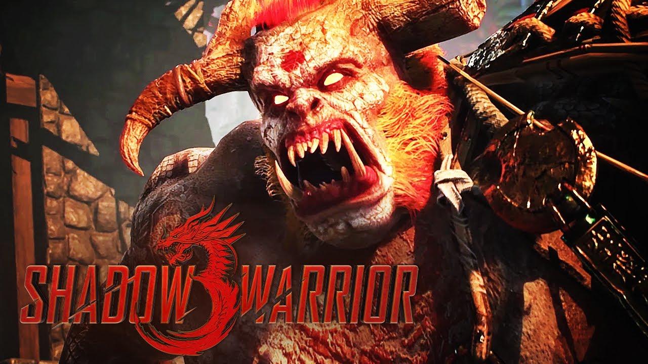 Download Shadow Warrior 3 - Official 'Way to Motoko' Gameplay Trailer