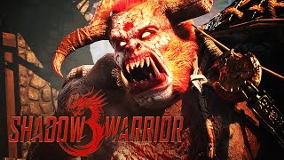 Shadow Warrior 3 - Official 'Way to Motoko' Gameplay Trailer