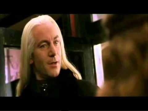 Die Malfoys In Der Bucherei Harry Potter Und Der Geheime P Keller Szene Youtube