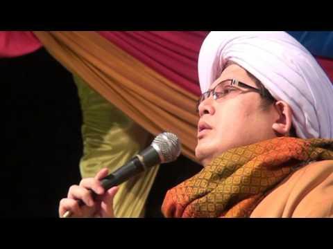 KH  M JAMALUDIN AL BUSYIRI (H  ULE) -  SHOLAWAT INDAH & CERAMAH MAULID NABI  SAW GAJAH MEKA