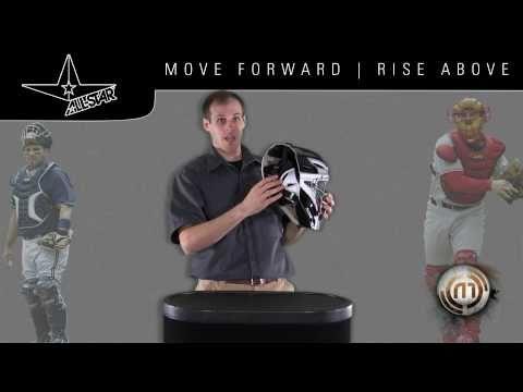 All Star MVP2500 Catcher's Helmet