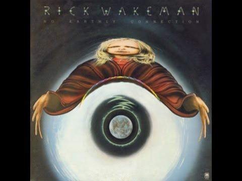 The Prisoner Rick Wakeman 1976 LP