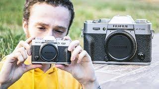 Test Fujifilm X-T20 - Hybride RETRO / VIDEO en 4k