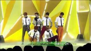 Video 씨클라운 (C-Clown) [흔들리고 있어] @SBS Inkigayo 인기가요 20130421 download MP3, 3GP, MP4, WEBM, AVI, FLV Desember 2017