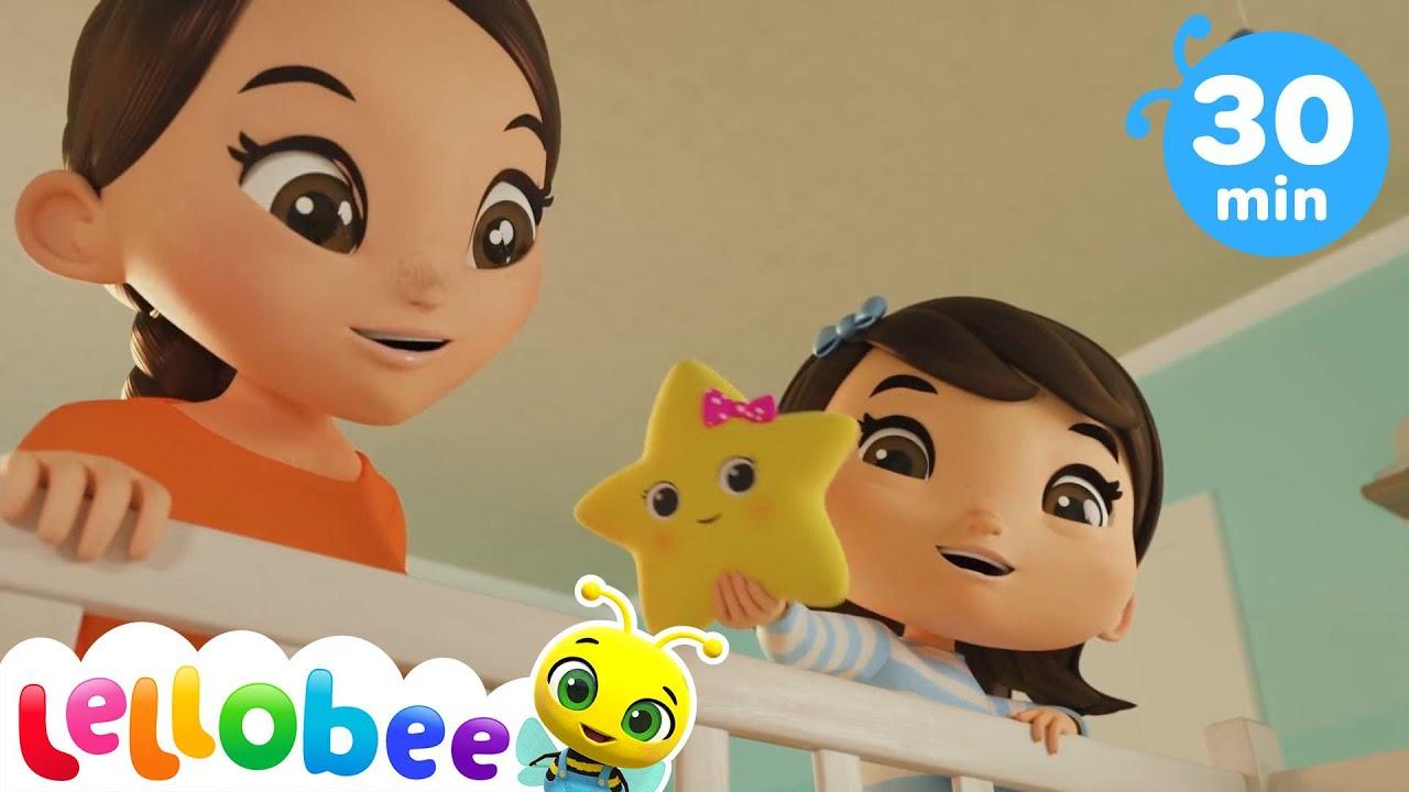 Twinkle Twinkle Little Star Song | Best Baby Songs | Kids Cartoon | Nursery Rhymes | Little Baby Bum