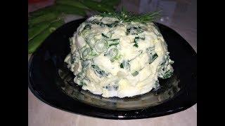 Самый простой бюджетный весенний салат! Сделает даже самый ленивый