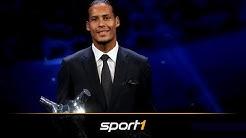 Europas Fußballer des Jahres: Das macht Virgil van Dijk so stark | SPORT1