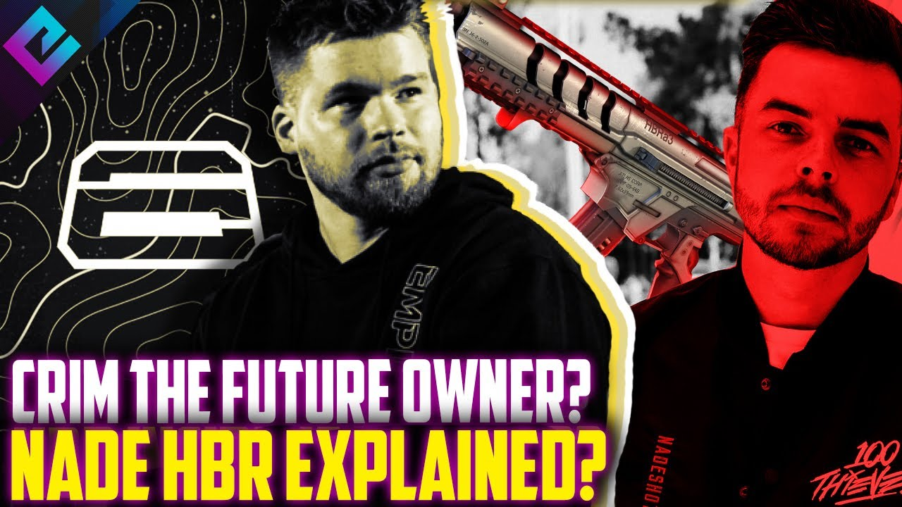 Crimsix EXPLAINS Nadeshot HBR Incident and If He Was an Owner