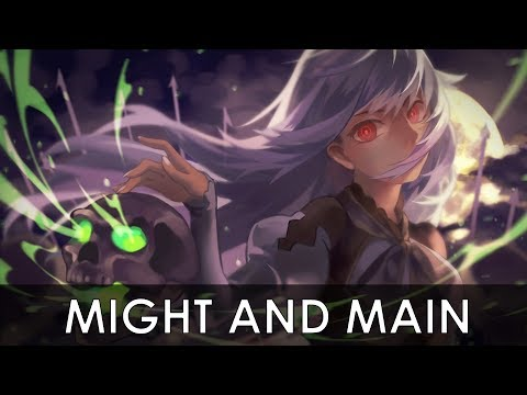 「AMV」Anime mix- Might and Main