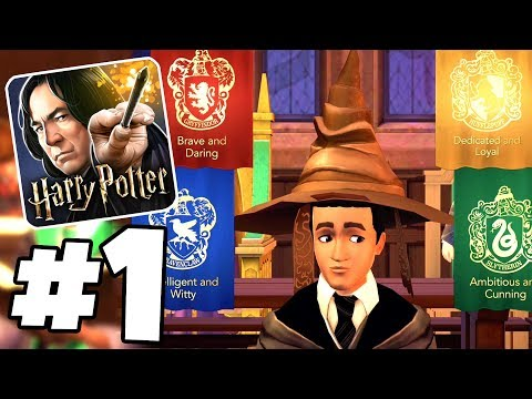 THE DREAM HARRY POTTER GAME!? - Happy Potter: Hogwarts Mystery Part 1