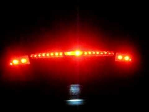 2002 Dodge Intrepid LED Tail Light Mod - YouTube