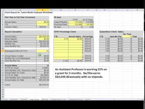 Grant Buyout Example 2 Project File