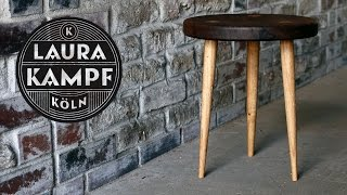 Laura´s Workshop Stool
