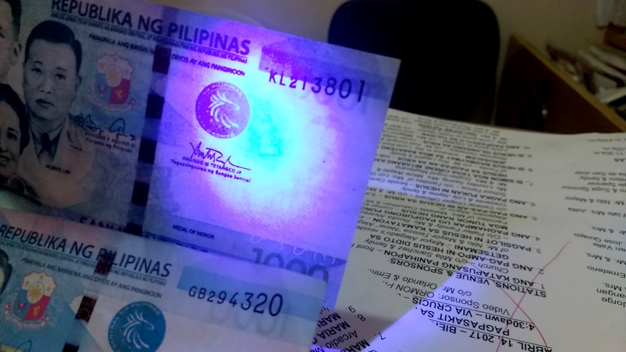 9 Ways to Check Fake Peso Bills in the Philippines