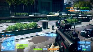 Battlefield 3 - Live Commentary - Team Deathmatch Operation Metro (BF3 Online Multiplayer Gameplay)