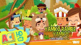 Gambar cover Lagu Yamko Rambe Yamko - Animasi Cerita Indonesia (ACI)