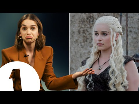 """""""Can I Take A Wig!?"""" Emilia Clarke On Game Of Thrones Mementos, Her 'Story So Far' & Last Christmas"""