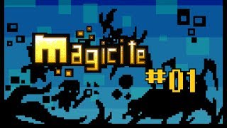 Let´s Play Together Magicite #01 [DE/HD] - 2 Nerds im Hardcore-Himmel