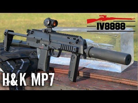 H&K MP7 A1