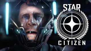 Mark Hamill as the Old Man from Squadron 42 - Star Citizen Official Trailer