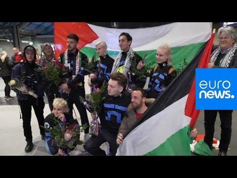 كيف تم تهريب الراية الفلسطينية لرفعها في مسابقة يوروفيجن؟ إليكم التفاصيل…  - نشر قبل 17 دقيقة