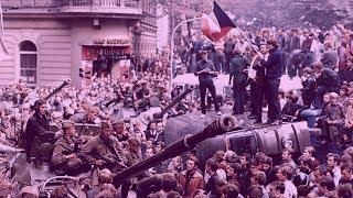 Август 1968-го в Праге: 50 лет спустя