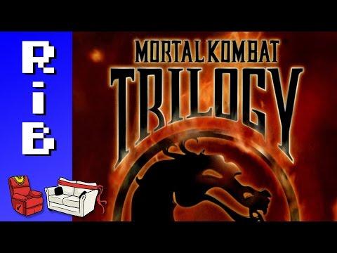 Mortal Kombat Trilogy! Run it Back!