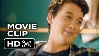 Two Night Stand Movie CLIP - Great Idea (2014) - Miles Teller Romantic Comedy HD