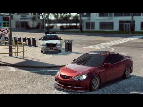 NFS Heat: Turbo RSX Solo Freeway Pulls + Vtec/Turbo Sounds
