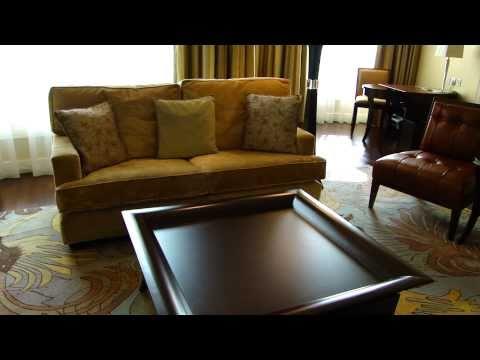 Four Seasons Macau Executive Suite