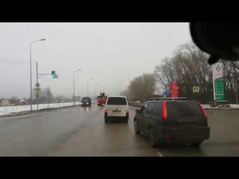 Москва-Магнитогорск часть 1