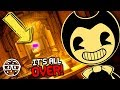 This Bendy Chapter 5 Teaser Confirms Multiple Endings!?