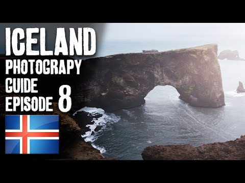 Landscape Photography in Iceland - Episode 8 - Dyrhólaey