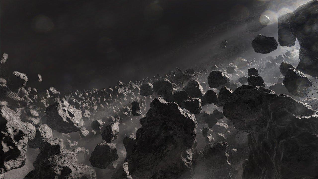 'Potentially hazardous' giant asteroid set to skim past Earth thumbnail