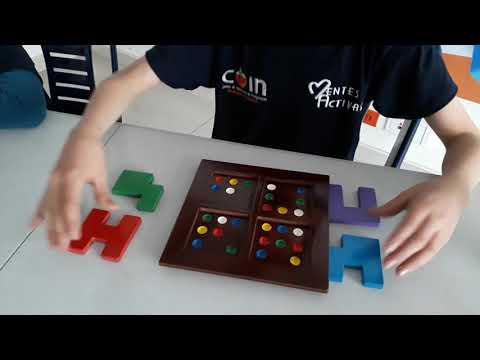 Juegos de concentración, flexibilidad cognitiva, lógica
