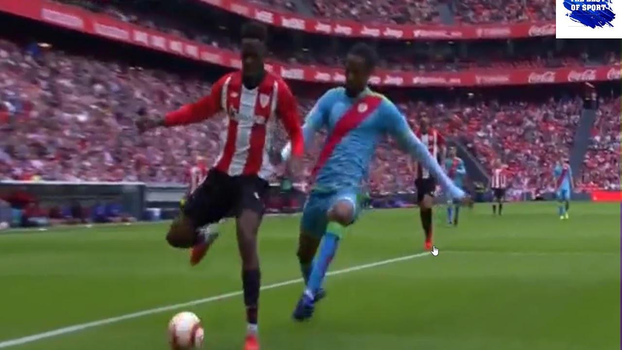 Athletic bilbao vs rayo vallecano (3 - 2) - Highlights ...
