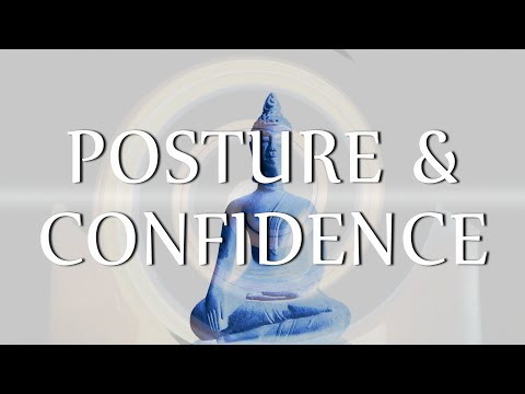 Self Hypnosis Relaxation for Improved Posture & Confidence (FREE MP3 Download Thank You 55K+ Subs!)