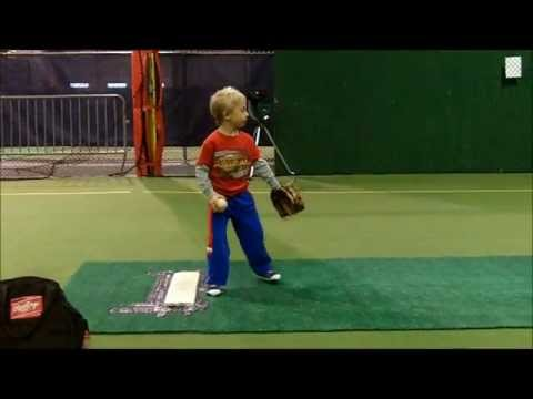 Baseball Throwing Fundamental Drills