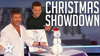 CHRISTMAS SHOWDOWN on Got Talent Global